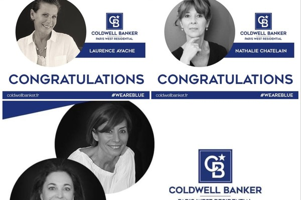 Remise des Awards Coldwell Banker France & Monaco