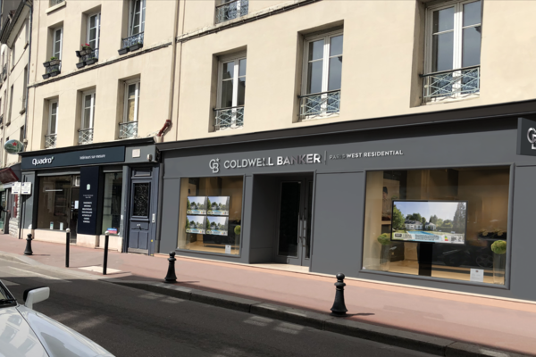 Ouverture de l'agence Coldwell Banker Paris West Residential rue de Paris