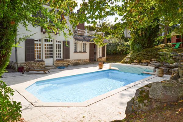 La Celle-Saint-Cloud - Maison familiale